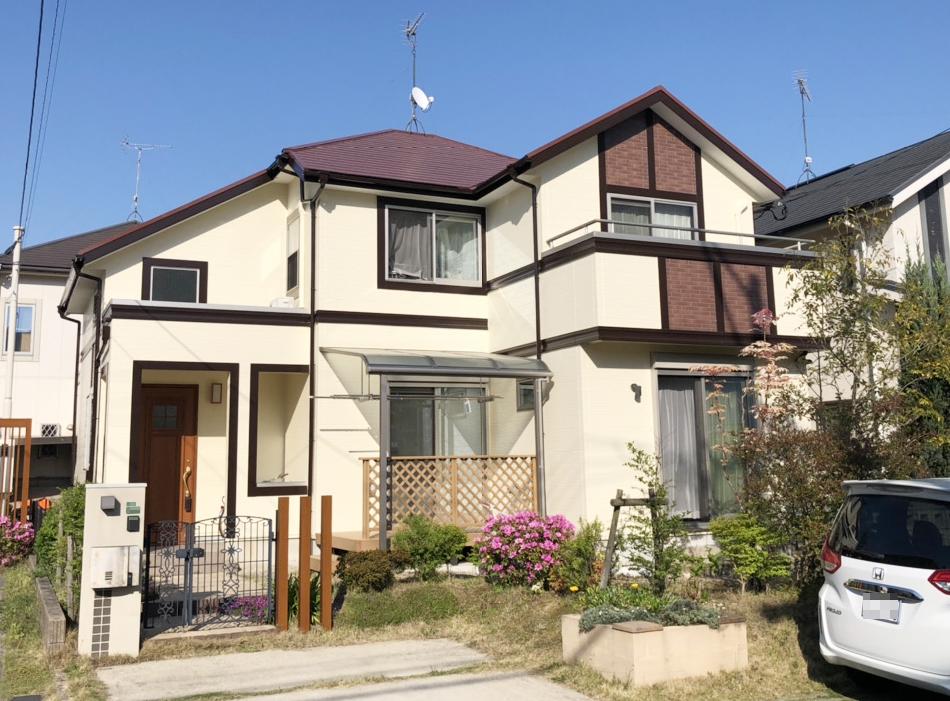 福岡市東区 O様邸 屋根・外壁塗装工事