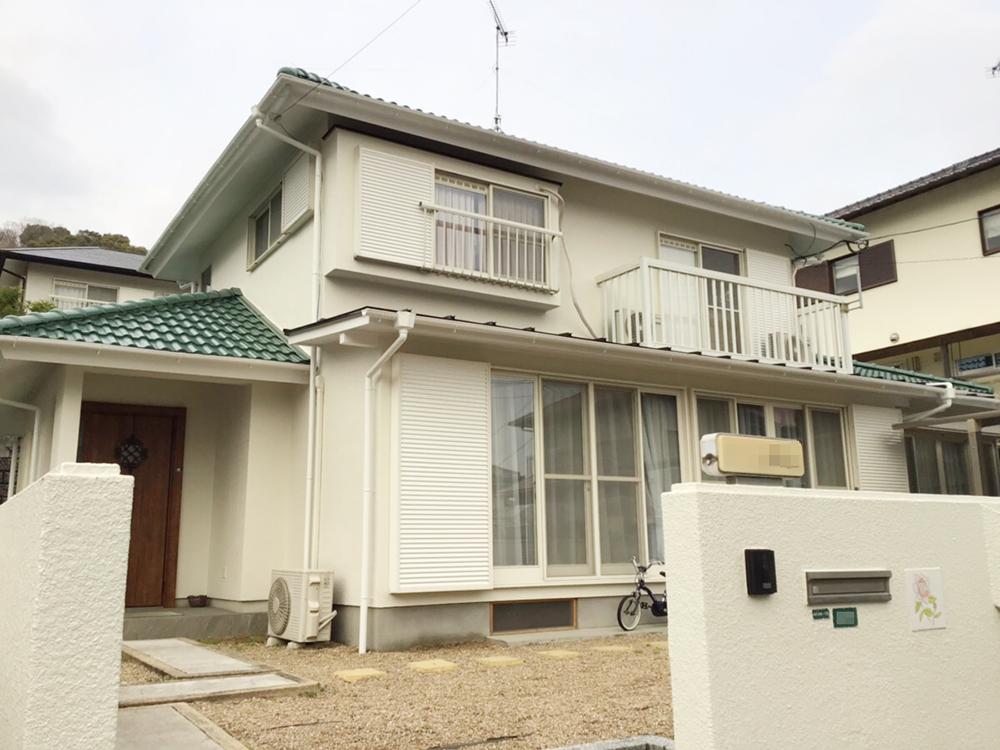 福岡市東区 A様邸 屋根・外壁塗装工事